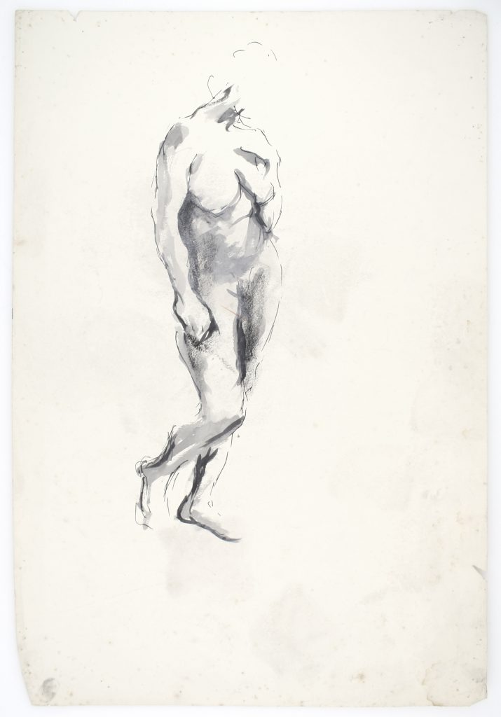 Stuart Sutcliffe Untitled. #9001