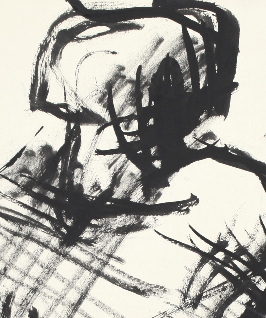Stuart Sutcliffe Untitled. #9002