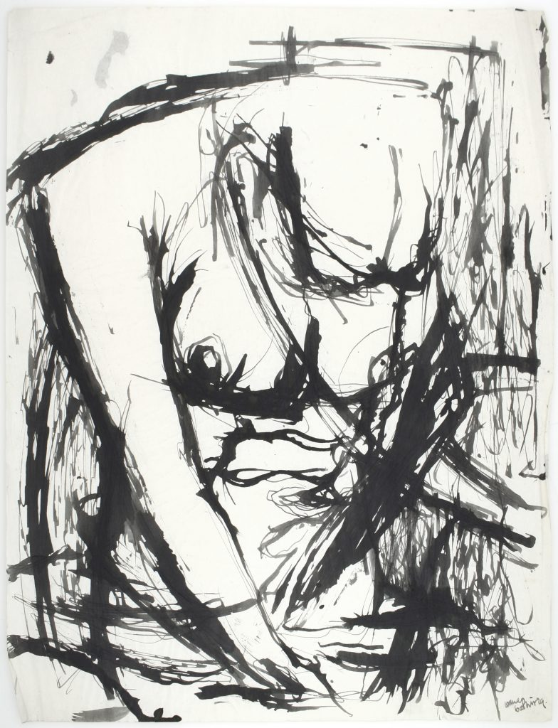 Stuart Sutcliffe. Untitled. #9006