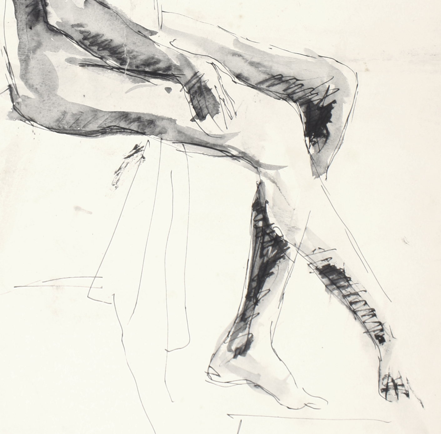 Stuart Sutcliffe Untitled. #9020