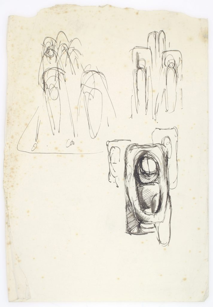 Stuart Sutcliffe Untitled. #8005