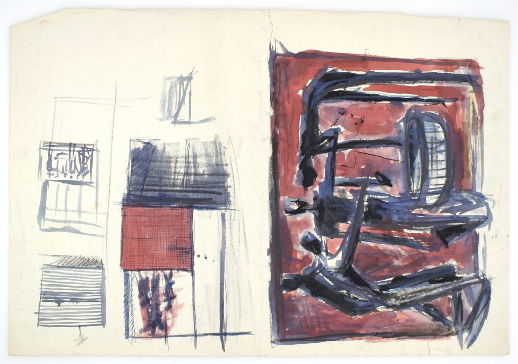 Stuart Sutcliffe Untitled. #8006