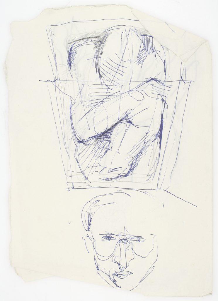 Stuart Sutcliffe Untitled. #8010